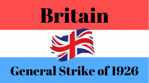 General Strike of 1926 in Britain