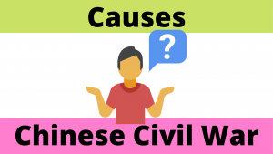 Causes of the 2nd Chinese Civil War