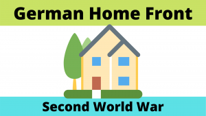 German Home Front during the Second World War