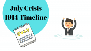 The July Crisis Timeline Activity