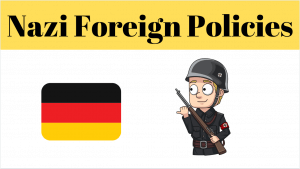 Nazi Foreign Policies