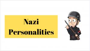 Nazi Personalities