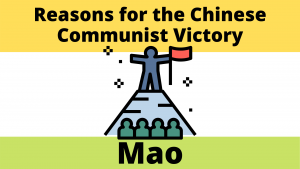 Reasons for the Chinese Communist Victory