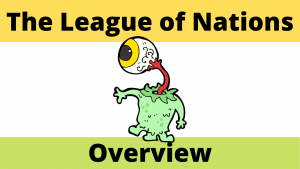 The League of Nations overview