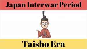 Taisho Era