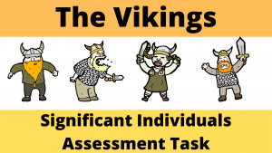 Vikings Significant Individual Assessment Task